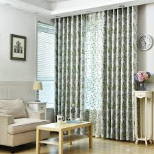 2017 Blackout Window Curtain For Living Room Kitchen Bedroom