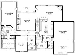 5 bedroom 4 bathroom house plans 3 bedroom 3 bath house plans 4 bedroom 3 bathroom house plans photo