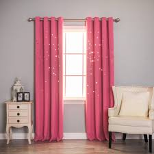 Pink Eclipse Curtains New Eclipse Pink Blackout Curtains 2018 Curtain Ideas
