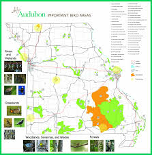 Missouri State Parks Map by Saving Important Bird Areas Wildcat Glades Audubon Center