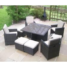 Resin Wicker Patio Furniture Reviews - furniture woven outdoor furniture fine design white resin wicker