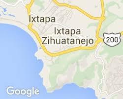 zihuatanejo map 9 best ixtapa zihuatanejo images on ixtapa mexico