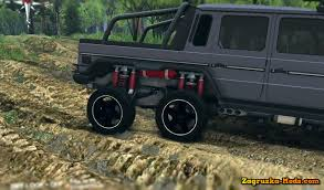mercedes 6x6 mercedes g65 amg 6x6 ultimate for spin tires 2014 download game