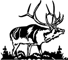 top 83 elk clipart free clipart image