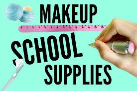 Makeupschool Diy Makeup Supplies Part 2 Pastella28 Youtube