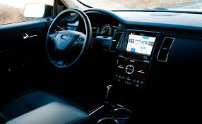 Ford Flex Interior Photos 2017 Ford Flex Limited Ecoboost Review U2013 It U0027s Been Almost A Decade