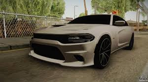 dodge charger hellcat dodge charger hellcat for gta san andreas