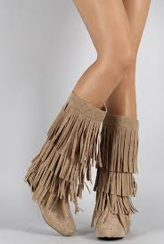 s boots calf length best 25 fringe boots ideas on fringe boots
