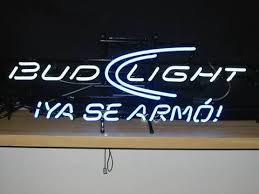 bud light neon signs for sale bud light neon sign for sale custom neon signs bright neon signs