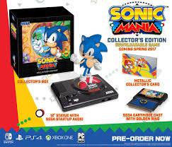 sonic mania coming to the nintendo switch courtesy of tantalus