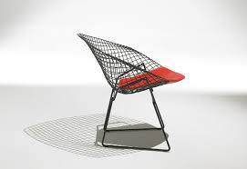 Diamond Armchair Diamond Armchair Seat Pad Designed By Harry Bertoia Twentytwentyone