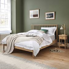 Ercol Bed Frame Teramo Bedroom Furniture Range Feather Black