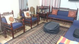 file sankheda furniture in a living room setting jpg wikimedia