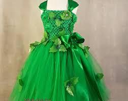 Halloween Poison Ivy Costume Poison Ivy Costume Etsy