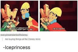 Disney Birthday Meme - 25 best memes about disney store disney store memes