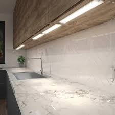 kitchen cabinet lighting canada artika led cabinet 3 light set