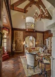 Old World Gothic And Victorian Interior Design Victorian And - Interior design victorian house