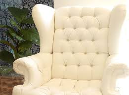 Fabric Paint For Upholstery How To Paint Upholstery Old Fabric Chair Gets Beautiful New Life