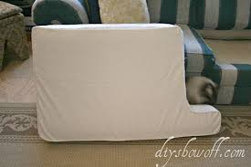 cover sofa cushions without sewing 9756