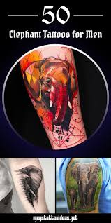 elephant tattoos for elephant tattoos and tribal