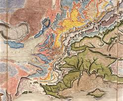 Geological Map William Smith And The Birth Of The Geological Map National