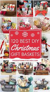 Christmas Gift Basket Pinterest