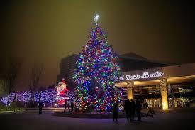 Christmas Tree Lighting City Of Dearborn U0027s Christmas Tree Lighting Set For Nov 20 News