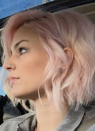 haircuts above shoulder short hairstyles and cuts above the shoulder pink
