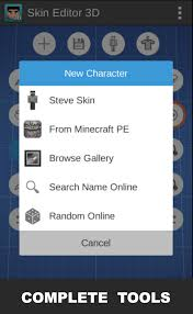minecraft 7 0 apk skin editor 3d for minecraft 1 1 7 apk android tools apps