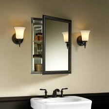 recessed bathroom mirror cabinet splendid frame medicine cabinet mirror wooden mirror cabinet best