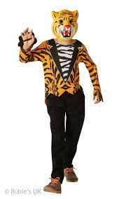 tiger mask halloween rubies world book day week animal character fancy dress costume