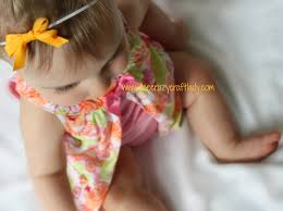 thanksgiving infant headbands simple baby headbands the crazy craft lady