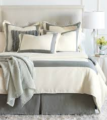 Easternaccents Luxury Bedding By Eastern Accents Breeze Mitered Linen Collection