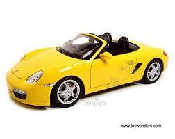 model porsche boxster porsche boxster s convertible 1 18 scale diecast model car