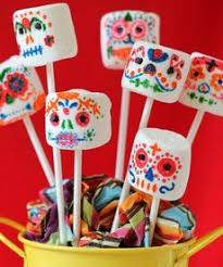 excellent with free worksheet to teach day of the dead