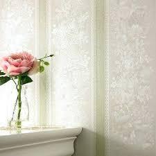 papiers peints cuisine leroy merlin papiers peints cuisine floral stripe green shimmer papier peint