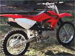 honda crf 80 owners guide books motorcycles catalog with