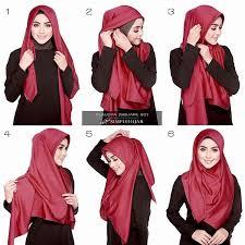 tutorial hijab pashmina untuk anak sekolah 25 kreasi tutorial hijab segi empat simple terbaru 2018