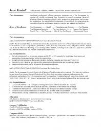 Trained New Employees On Resume Tax Accountant Cover Letter
