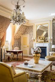 Luxury Living Room by The Iconic Paris Ritz Hotel Reopening