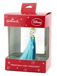 hallmark disney frozen princess elsa