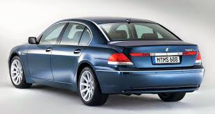 Car Style Critic Chris Bangle U0027s Provocative Bmw 7 Series