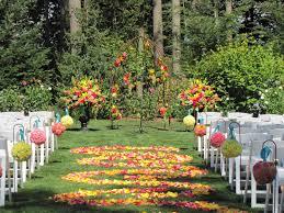 triyae com u003d garden backyard wedding various design inspiration