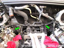 porsche cayenne camshaft position sensor replacement 2003 2008