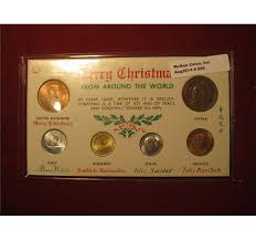 896 merry from around the world bu 6 coin set coins