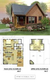 cabins plans tiny cabin floor plans house amazing log with loft houzz