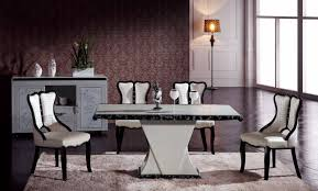 marble dining room set photo gallery of grecian marble dining table viewing 10 of 15 photos