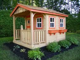 Backyard Cedar Playhouse by 38 Best Playhouse Images On Pinterest Playhouse Ideas Outdoor