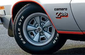wheels camaro z28 1977 chevrolet camaro z28 mag type steel wheel with goodyear eagle