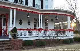 Christmas Decorations For Outside Columns by What To For Valentine U0027s Day Decorating